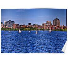 Boston, MA Poster