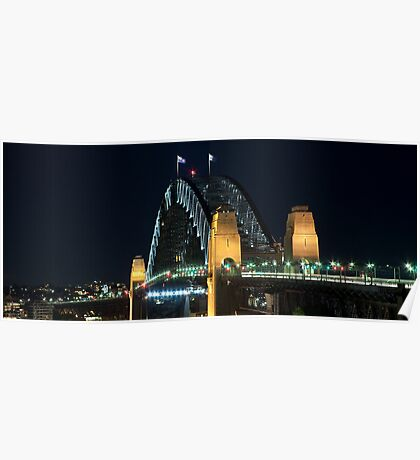 Observe the Bridge Poster