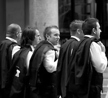 All the Groom's Men by MiImages