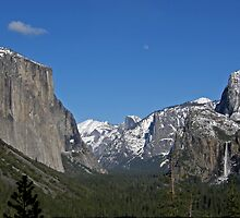 Pristine Perfection, Yosemite by Patty Boyte
