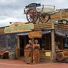 Geeveston Bakery by Vickie Burt