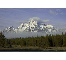 Teton National Park Photographic Print