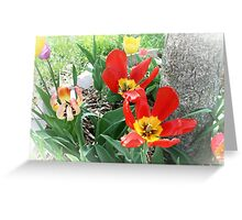 Stand-Outs Greeting Card