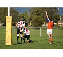 Try Time Photographic Print