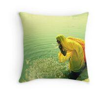 Pushkar Pull Throw Pillow