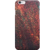 layers of color - five iPhone Case/Skin