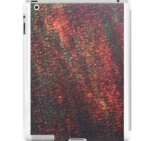 layers of color - five iPad Case/Skin