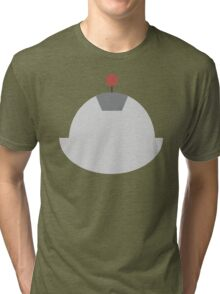 Ratchet & Clank -  Clank - Minimal Design Tri-blend T-Shirt