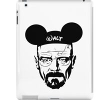 Walter Mouse | Breaking Bad Parody iPad Case/Skin