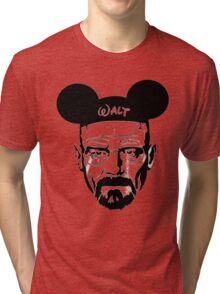 Walter Mouse   Breaking Bad Parody Tri-blend T-Shirt