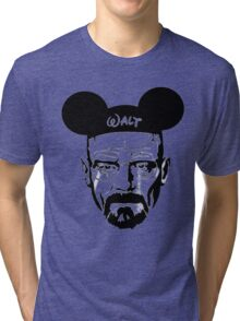 Walter Mouse | Breaking Bad Parody Tri-blend T-Shirt