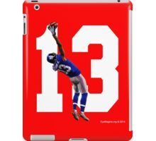 Catch it Like Beckham iPad Case/Skin