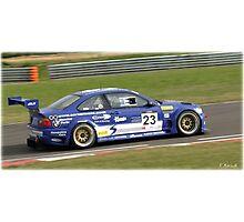 Matt Seldon BMW E46 M3 GTR   Photographic Print