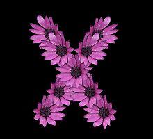 Alphabet X by Dipali S