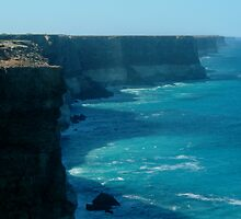 The Great Australian Bite - Nullabor Plain by Vicki-lee