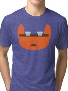 Jak & Daxter - Daxter - Minimal Design Tri-blend T-Shirt