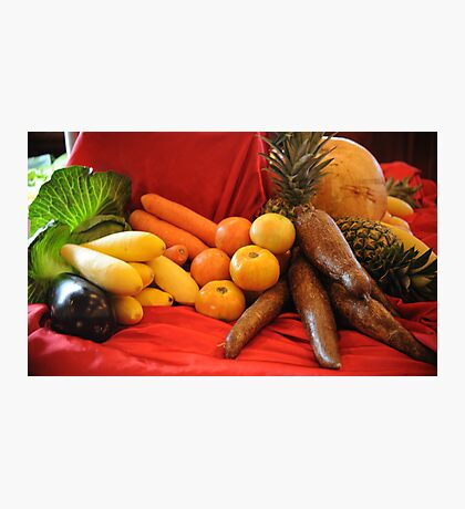 Vegetables! Photographic Print