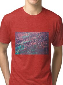 layers of color - seven Tri-blend T-Shirt