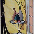 Black Curtain  by John Dicandia ( JinnDoW )