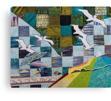 Pt. Dume Malibu Canvas Print