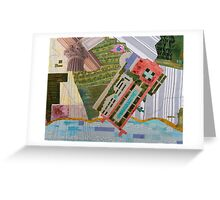 The Getty Villa Greeting Card