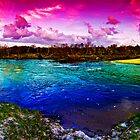"Stumers Creek Coolum by Phineous ""Flash""   Cassidy"