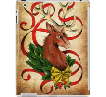 Christmas Reindeer  iPad Case/Skin