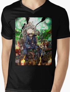The messiah of the Wasteland Mens V-Neck T-Shirt