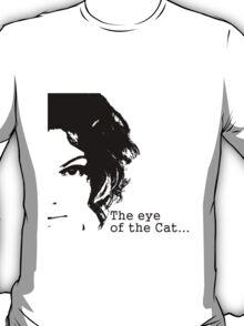 Catwoman - The eye of the Cat T-Shirt