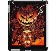 Pumpkin King Lord O Lanterns iPad Case/Skin
