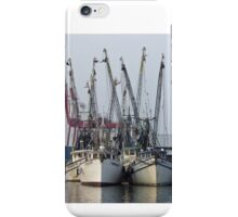 Fishing Fleet iPhone Case/Skin