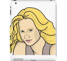 Lady C iPad Case/Skin