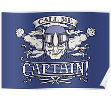 Call Me Captain! Poster
