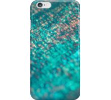 layers of color - six iPhone Case/Skin