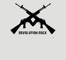 Revolution Rock Guns Womens Fitted T-Shirt