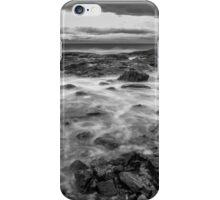 Rocks on Cattle Point, San Juan Island iPhone Case/Skin
