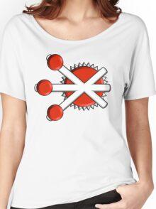 Firestorm Comic Logo Women's Relaxed Fit T-Shirt