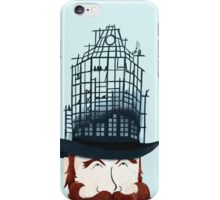 Top Hat Construction iPhone Case/Skin