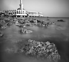 Seascape III  by Reem  Bajabaa