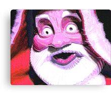 Santa..Doctor Style Canvas Print