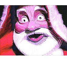 Santa..Doctor Style Photographic Print