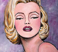 Marilyn by Pamela Plante