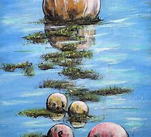 Lost Buoys by Pamela Plante