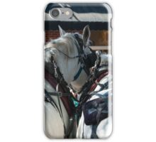If Your Not Out Front the View is Always the Same!  iPhone Case/Skin
