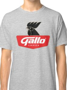 Gallo Cerveza - Best Beer In Guatemala Central America Classic T-Shirt