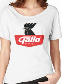 Gallo Cerveza - Best Beer In Guatemala Central America Women's Relaxed Fit T-Shirt