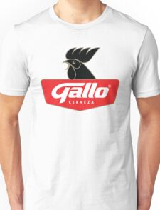 Gallo Cerveza - Best Beer In Guatemala Central America Unisex T-Shirt