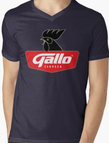 Gallo Cerveza - Best Beer In Guatemala Central America Mens V-Neck T-Shirt