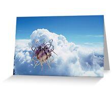 Ray Dreams Greeting Card