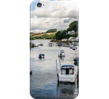 Looe Moorings 2 iPhone Case/Skin